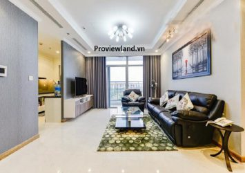 Vinhomes Central Park for sale 4 bedroom apartment with luxury furniture