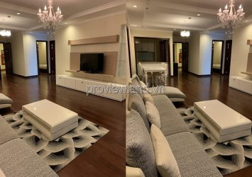 Vincom Dong Khoi with 4-bedroom apartment for sale pool view and garden