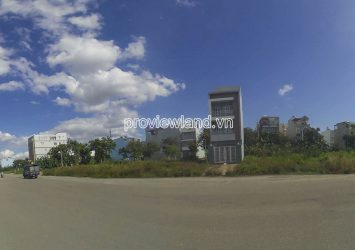 The land in Thanh My Loi District 2 Nguyen Khoa Dang for sale with area 219m2