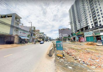 Land for sale residential area frontage Luong Dinh Cua - Tran Nao with area 132m2