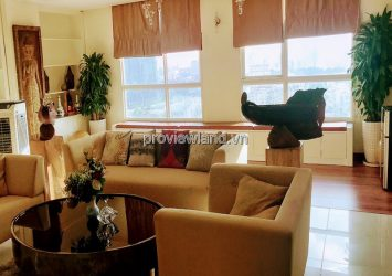 Penthouse The Manor in District Binh Thanh for sale with 4 bedrooms