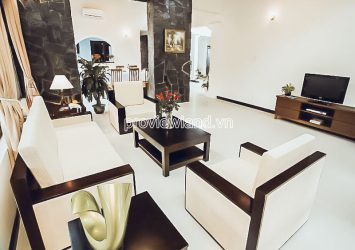 Lakeview Villa D9 for rent golf utility 2 floor 3 bedrooms with area 175m2
