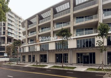 Double Commercial Townhouse for rent 1 basement 4 floor at Sari Town Sala area 11.2x20m