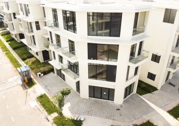 Shophouse Villa Park District 9 for rent 4 floors of rough houses with area 363m2