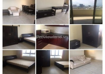 Apartment in Hung Vuong Plaza with 3 bedrooms for rent