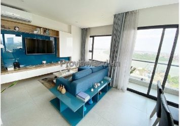 Selling New City apartment in Thu Thiem District 2 with 3 bedrooms fully furnished