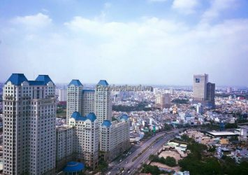 Saigon Pearl sells apartments high floors Tower Shapire1 including 3 bedrooms