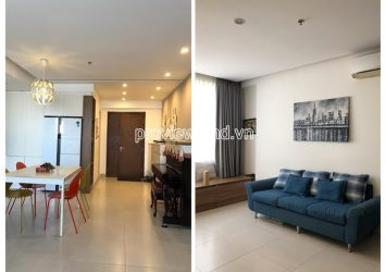 Luxury apartment with 2 bedrooms for sale in Block C2 Tropic Garden