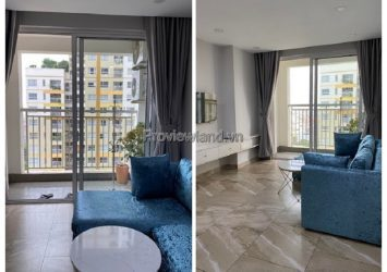 Apartment for rent fully furnished 2-bedroom in Tropic Garden in A1 building
