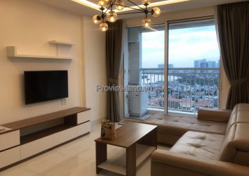 Apartment in District 2 for rent in Tropic Garden, high floor, fully furnished