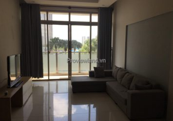 Vista An Phu apartment low floor T3 tower full furnished for rent