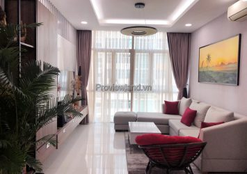 Vista An Phu apartment T4 tower for rent with 2 bedrooms