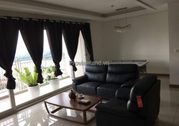 Xi Riverview Palace District 2 sells low-floor apartments full of furniture