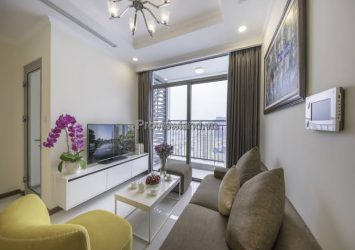 Vinhomes Central Park for sale high floor 3-bedroom apartment in LANDMARK PLUS tower