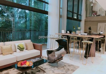 Duplex apartment for sale, The Infiniti - Riviera Point, District 7, Keppel Land
