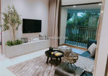 Infinitin apartment for sale in District 7 2 bedrooms 90m2, payment till 2023