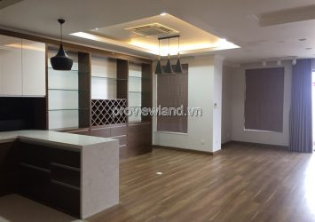 Price of Penthouse Imperia An Phu apartment 233m2 2 floors basic furniture