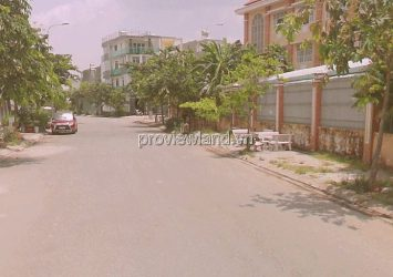 Selling the plot of land near Huynh Tinh Cua street in District 3 with area 12x36m