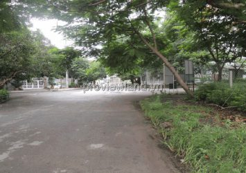 Selling Thao Dien residential land is District 2 area 193sqm corner lot 2 fronts