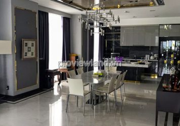 Apartment Penthouse The Nassim for sale 3-bedrooms luxury interior
