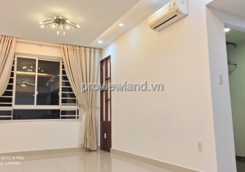 Apartment District 2 for sale in Tropic Garden with 3 bedrooms high floor