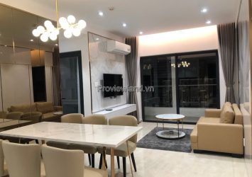 Centana Apartment in District 2 for rent includes 3 bedrooms full of luxury furniture
