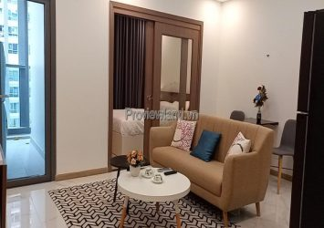 Vinhomes Central Park apartment for rent with 1 bedroom in Landmark81 fully furnished