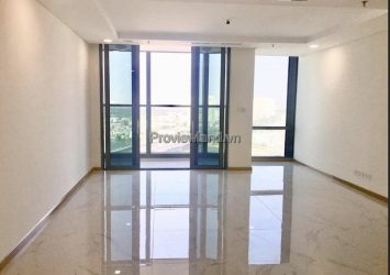 Vinhomes Central Park apartment for rent with 3 bedrooms, nice view