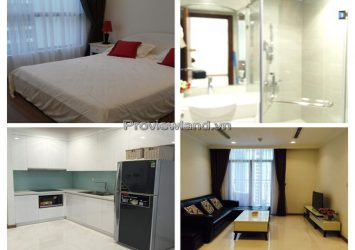 Apartment for rent 1 bedroom C2 tower at Vinhomes Central Park furnished high floor