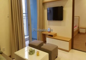 Vinhomes Central Park needs to rent apartment 2-bedroom L1 tower fully furnished