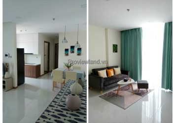 Apartment for rent with 2 bedrooms in P7 tower Vinhomes Central Park high floor