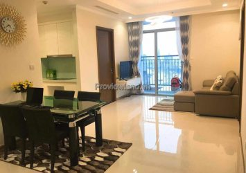 Vinhomes Central Park needs to rent 3-bedroom L3 tower fully furnished