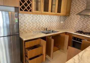Buy apartment River Garden 3-bedroom with spacious and airy interiors