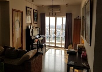 River Garden apartment for rent with 4 bedrooms, high class furniture on middle floor