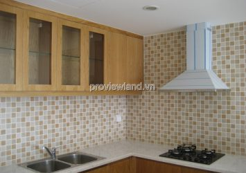 Rent 3-bedroom apartment in River Garden with pool view