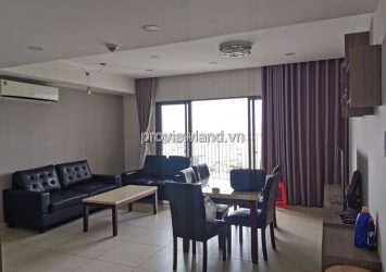 Masteri Thao Dien for rent 3 bedroom apartment with modern furniture