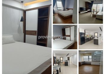 Masteri Thao Dien apartment for rent with modern interior 3 bedrooms