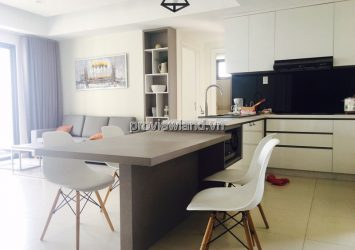 Need to rent Masteri Thao Dien apartmen high floor T5A tower modern furniture