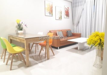 Masteri An Phu for rent 2 bedrooms high class furniture hights floor