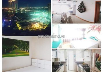 Sapphire 2 Saigon Pearl apartment for rent with 2 bedrooms in city view