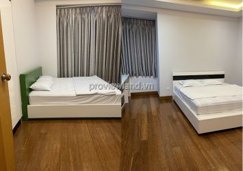 Saigon Pearl apartment for rent with 3 bedrooms luxurious interior
