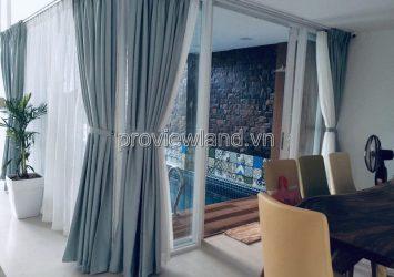 Villa for sale in Thao Dien ward, District 2, area 202m2, 3 floors 4 bedrooms
