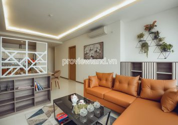 Apartment for sale in Thao Dien Pearl includes 3 bedrooms high floor area 134m2