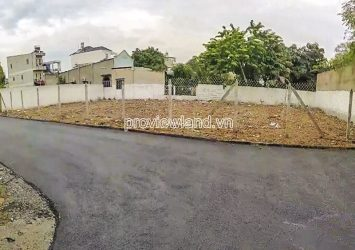 The land in Linh Trung Thu Duc for sale separate area 555m2 near park