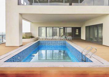 For sale Penthouse - Sky Villa Diamond Island block Maldives large swimming pool