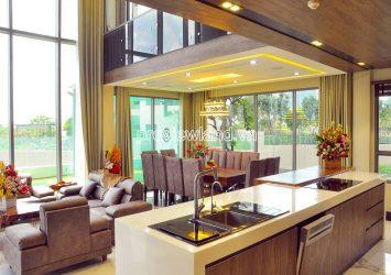Diamond Island Pool Villa for sale with garden swimming pool area 523m2