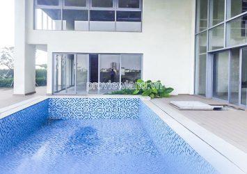Diamond Island DKC Pool Villa Garden for sale 2 floors with area 717m2