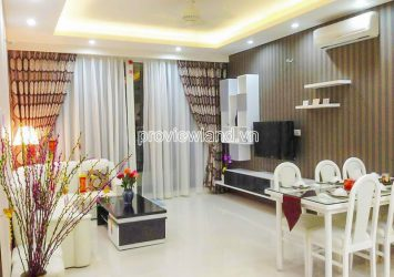 Need for rent Thao Dien Pearl apartment in District 2 area 106m2 includes 2 bedrooms