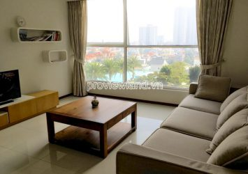 Apartment for sale with 3 bedrooms in Thao Dien Pearl low floor area 132m2