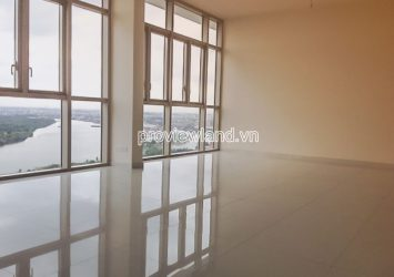 Apartment for rent 4 bedrooms at The Vista An Phu District 2 block T3 high floor
